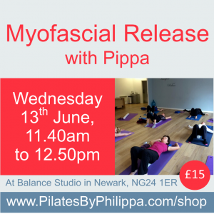 Myofascial Release - 13th June