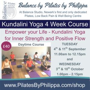 Kundalini Yoga daytime 1 - starts 4-9-18