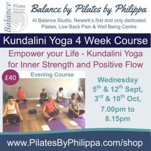 Kundalini Yoga evening 1 starts 5-9-18