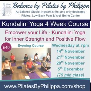 Kundalini Yoga eve starts 14th Nov