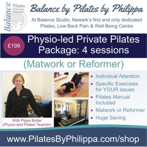 Private Physio-led Pilates Package