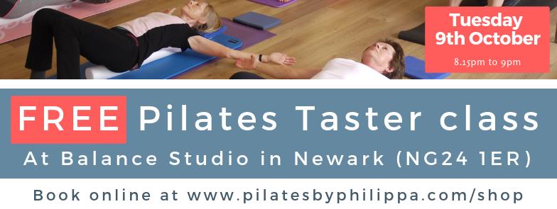 Free daytime Pilates