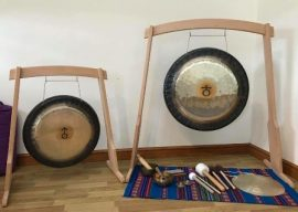 Gong Baths at Balance Studio