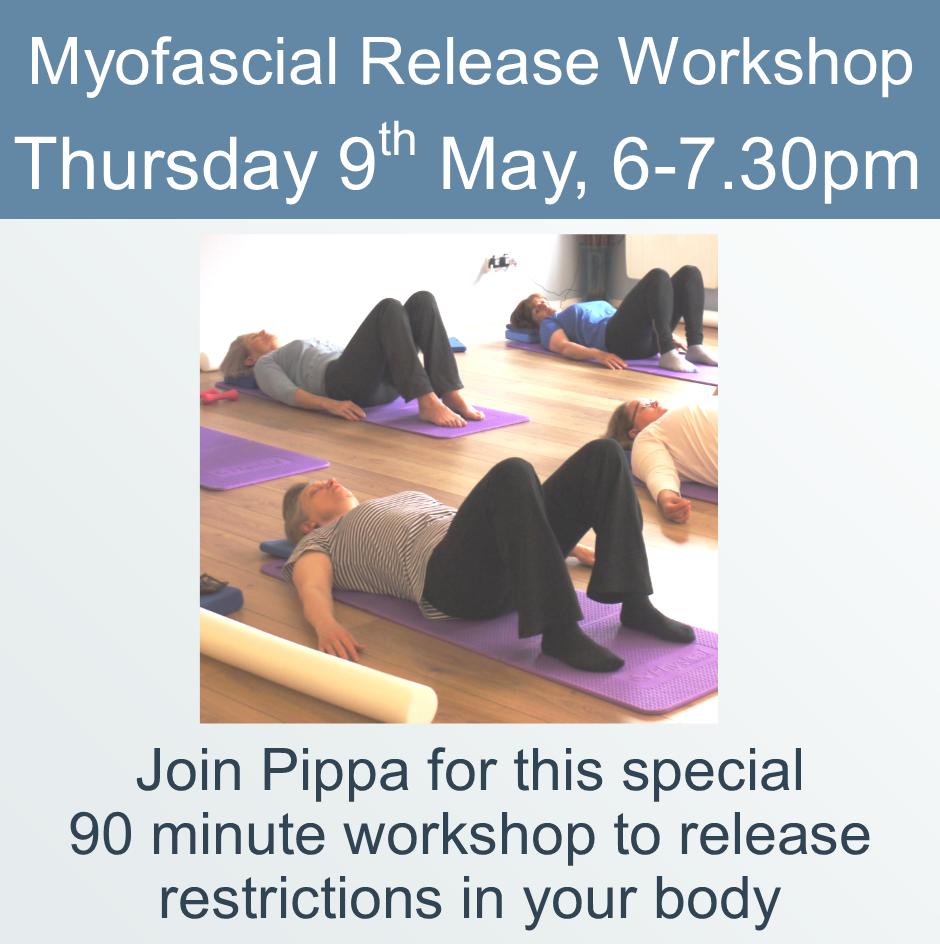 Myofascial Release 9-5-19