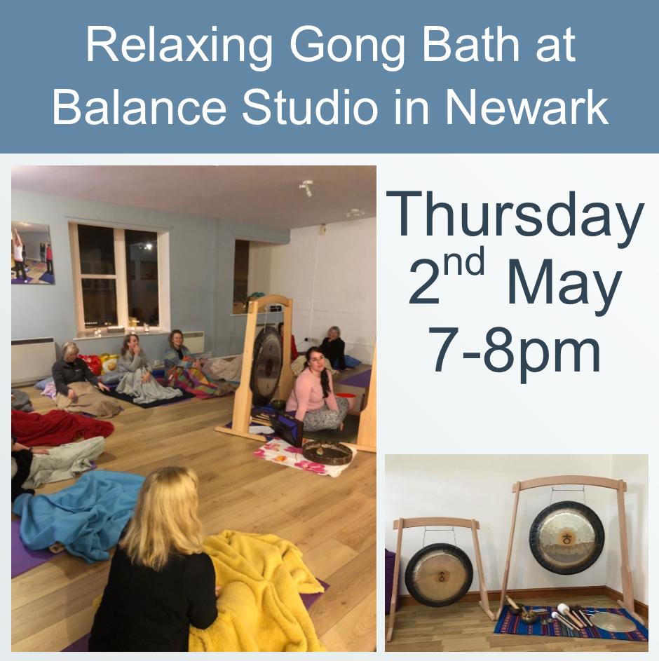 Gong Bath 2-5-19