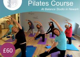 6 week Beginner Pilates Course