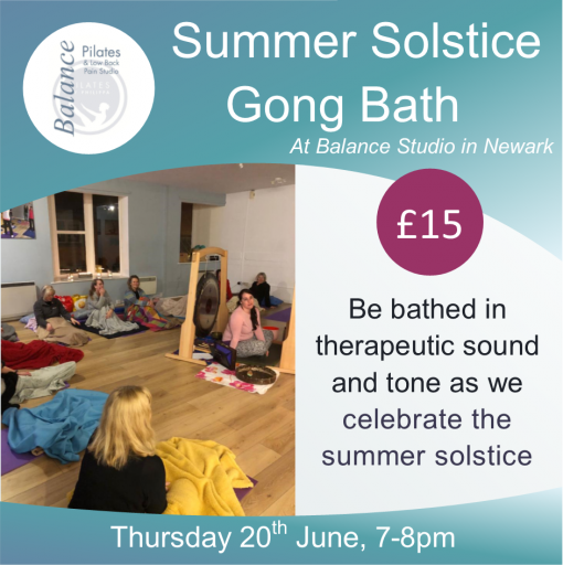 Gong Bath 20-6-19